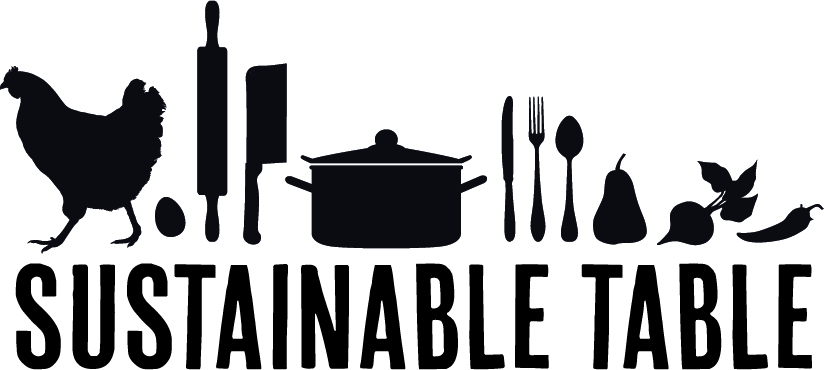 Sustainable Table Logo